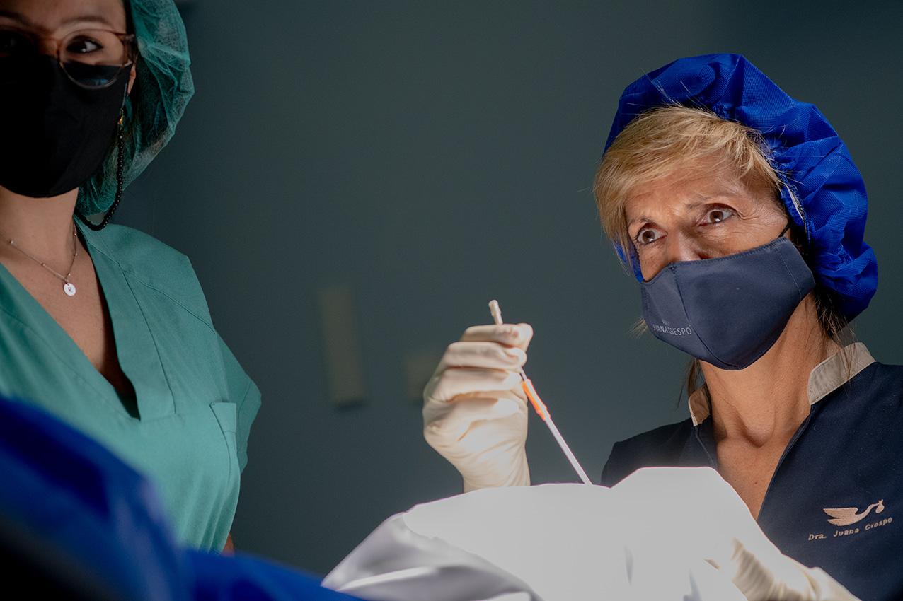 implante de cervix