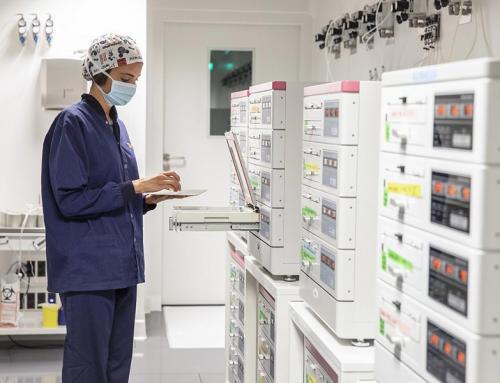 Seguridad y trazabilidad de los embriones en el laboratorio FIV